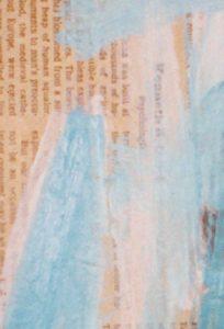 Oil-on-Newsprint